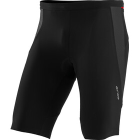 ORCA 226 Perform Tri Pants Herrer, black orange